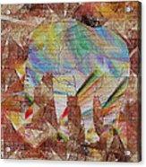 Elephant II Acrylic Print