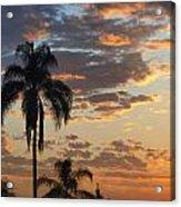 Ellery Sunrise Acrylic Print
