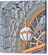 Ellicott Square Building Acrylic Print