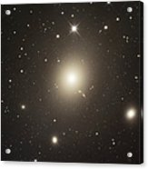 Elliptical Galaxy Messier 87 Acrylic Print