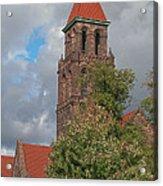 Elmwood Avenue 13091 Acrylic Print