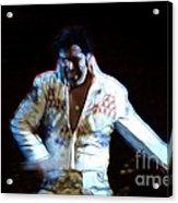 Elvis Is Alive Acrylic Print