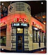 Elwood Bar And Grill Detroit Michigan Acrylic Print