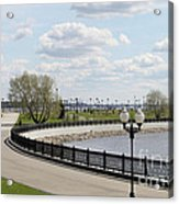 Embankment Acrylic Print