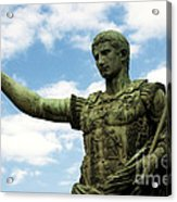Emperor Caesar Augustus Acrylic Print