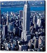 Empire State Building Nyc Acrylic Print
