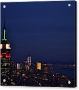 Empire State Building3 Acrylic Print