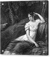 Empress Josephine Acrylic Print