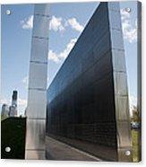Empty Sky Memorial 1 Acrylic Print