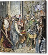 End Of Roman Empire Acrylic Print