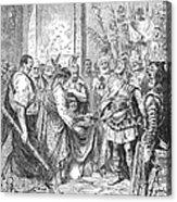 End Of The Roman Empire Acrylic Print