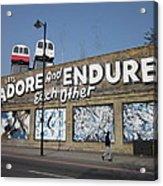 Endure Acrylic Print