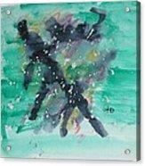 Energy Of The Sea Acrylic Print