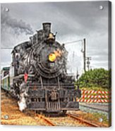 Engine 25 0040 Acrylic Print
