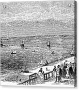 England: Brighton, 1853 Acrylic Print