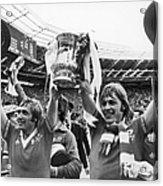 England: Fa Cup, 1977 Acrylic Print