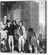 England: Merchant, 1800 Acrylic Print