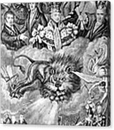 England: Reform, 1830 Acrylic Print