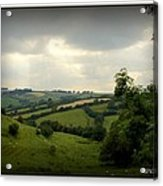 English Countryside Acrylic Print