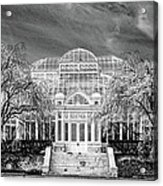 Enid A Haupt Conservatory  Acrylic Print