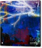 Enlightened Acrylic Print