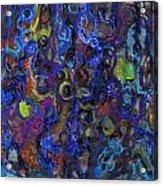 Entanglements Redux Acrylic Print