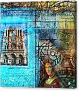 Enter Renaissance Acrylic Print