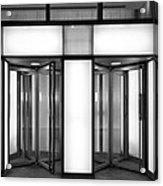 Entrance Acrylic Print by Thomas Splietker
