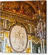 Entryway To The Hall Of Mirrors Acrylic Print