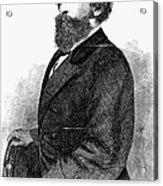 Ephraim Squier (1821-1888) Acrylic Print