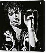 Eric Burdon In Concert-2 Acrylic Print