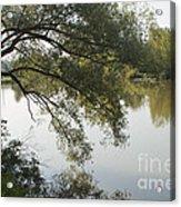 Erie Canal Turning Basin Acrylic Print