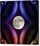 Erotic Moonlight Acrylic Print