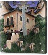 Escher's Dream Acrylic Print