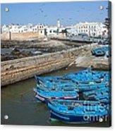 Essaouira Morocco Acrylic Print