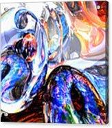 Essence Of Inspiration Abstract Acrylic Print