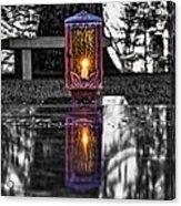 Eternal Reflection Acrylic Print