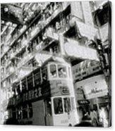 Ethereal Hong Kong  Acrylic Print