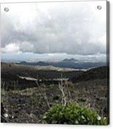 Etna's Landscape Acrylic Print