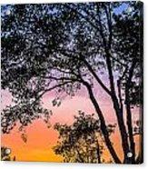 Eureka Sunset Acrylic Print