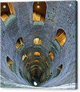 Europe Italy Umbria Orvieto St Acrylic Print by Rob Tilley