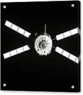 European Space Agencys Jules Verne Acrylic Print by Stocktrek Images