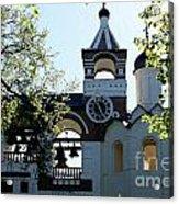 Euthimiev Monastry 44 Acrylic Print