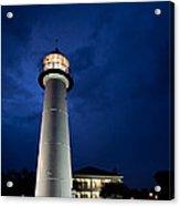 Evening Lighthouse Acrylic Print