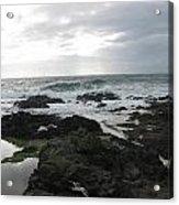 Evening Oceanview Acrylic Print