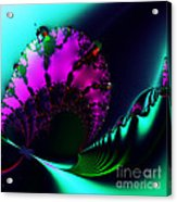 Event Horizon . S17 Acrylic Print by Wingsdomain Art and Photography