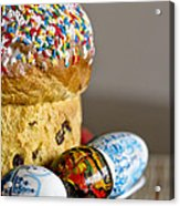 Every Shade Of Easter Acrylic Print