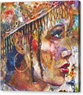 Evie Acrylic Print
