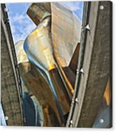 Experience Music Project Number Five Acrylic Print