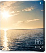 Extended Touch  Acrylic Print